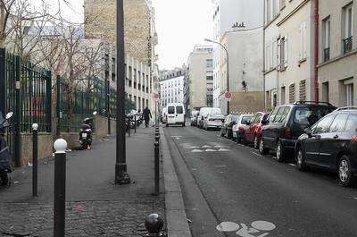 Rue de Rigoles, 20th Arrondissement