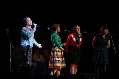 "Rufus Wainwright ""Noel Nights"" at the Ryman Auditorium on December 19, 2016.  Photos by Donn Jones Photography."