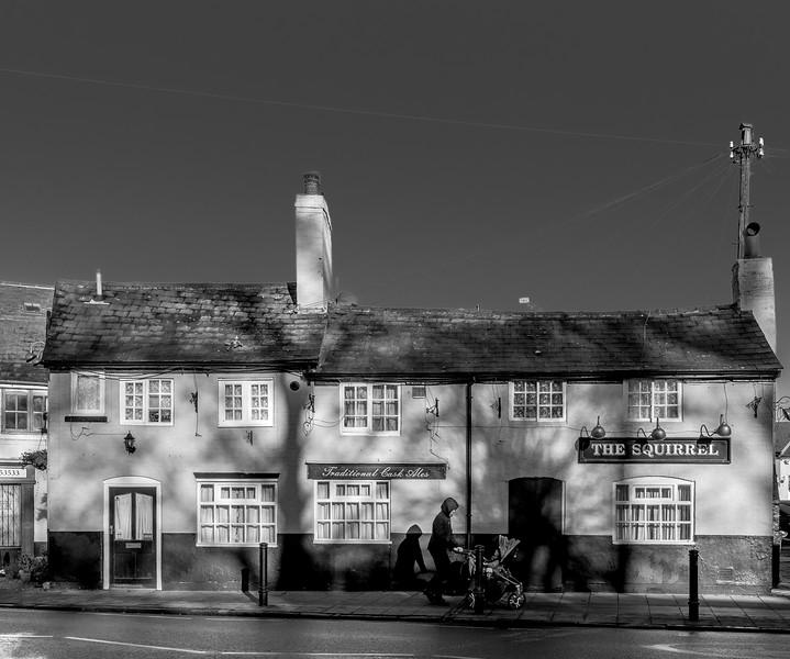 The Squirrel Inn, Church Street, Rugby