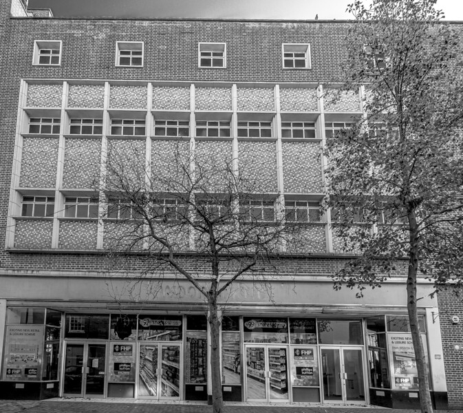 Former Woolworths, Sheep Street, Rugby
