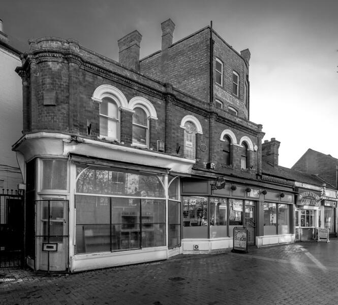 Manor Buildings, Sheep Street, Rugby
