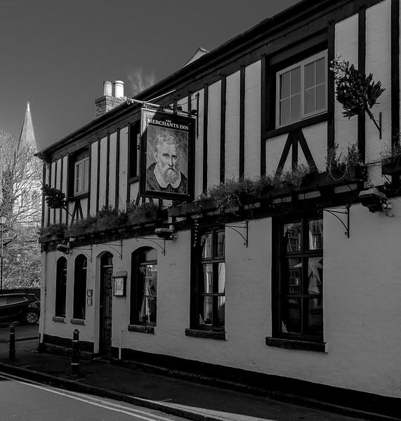 The Merchants Inn, Little Church Street, Rugby