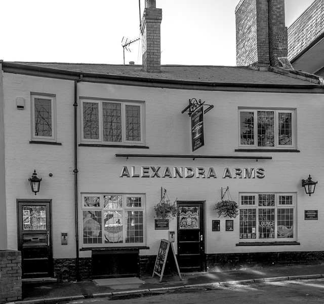 The Alexandra Arms, Rugby