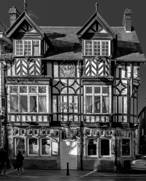 The Crown, Market Square, Rugby