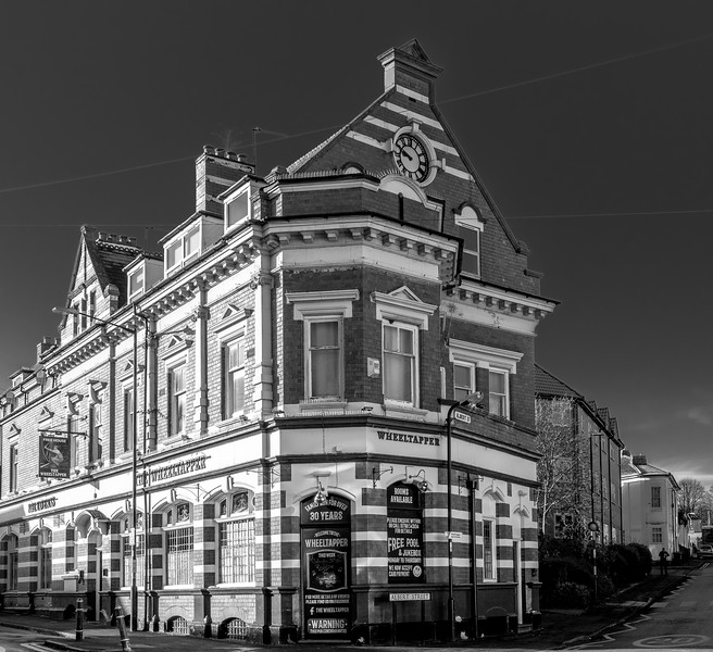 The Wheeltapper, Railway Terrace, Rugby