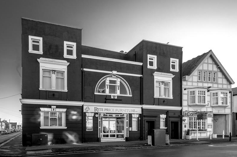 Former Cinema, Railway Terrace, Rugby