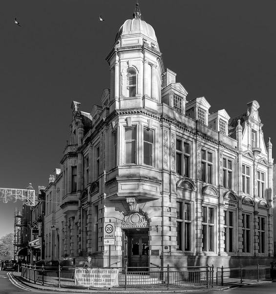 Lloyd's Bank, Church Street, Rugby