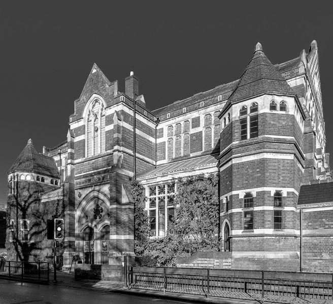 Theatre, Rugby School