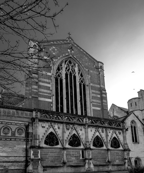 Chapel, Rugby School