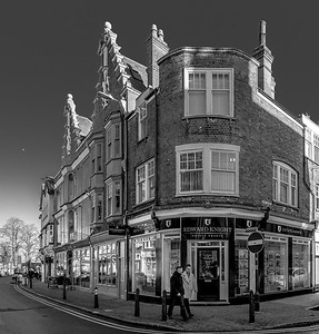 Albert Street, Rugby