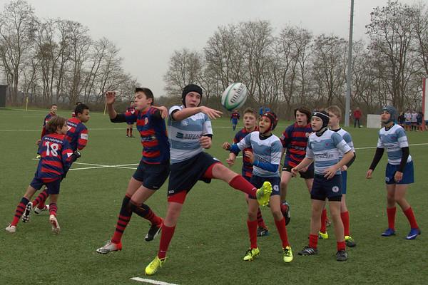 16-11-26 RCL U14 - Liege