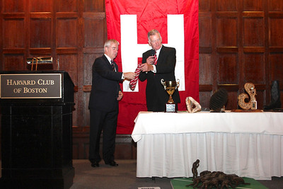 2013_10-05 Rugby HBS 50 Sat Din Harvard Club II - Nigel Melville (CEO USA Rugby), Mike Rush (HBSOB President) Presentations 9939