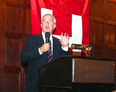 2013_10-05 Rugby HBS 50 Sat Din Harvard Club II - Nigel Melville Speech (Clsup) 9935 - Rev02