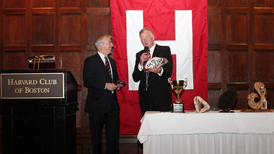 2013_10-05 Rugby HBS 50 Sat Din Harvard Club II - Nigel Melville (CEO USA Rugby), Mike Rush (HBSOB President) Presentations 9940 - Clsup
