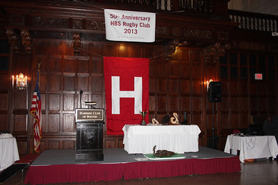 2013_10-05 Rugby HBS 50 Sat Din Harvard Club II - Podium and stage 9887