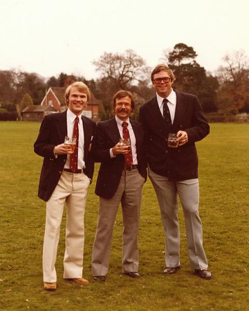 Rugby - HBSOBRFC - Dr Bob Leyen - The Early years - 1978 to 1989