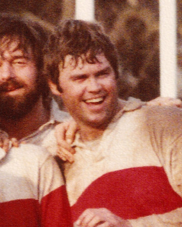 Rugby - HBSOBRFC - Dr Bob Leyen - The Big Smile