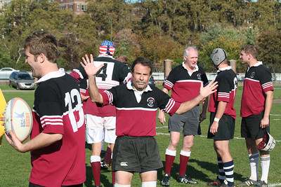 Rugby - Harvard Business School Old Boys - Boston - 2006 (Game - October 14)