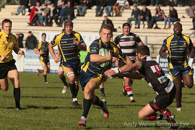 Lydney v Worthign Raiders