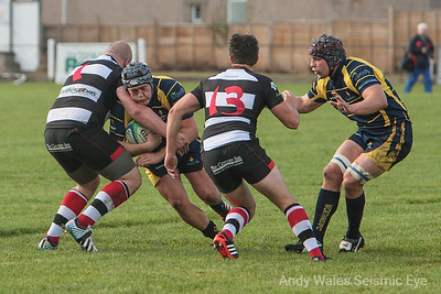 Lydney v Worthing Raiders