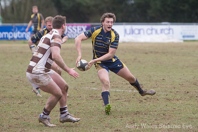 Worthing Raiders V Southend