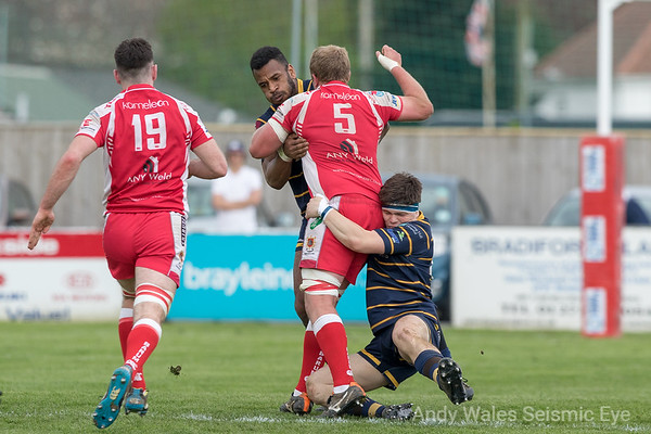 Barnstaple v Raiders 210418-1712
