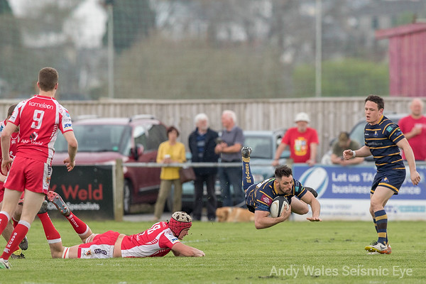 Barnstaple v Raiders 210418-1656