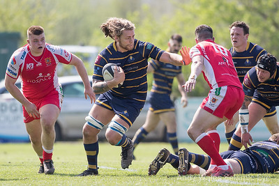 Barnstaple v Raiders 210418-1545
