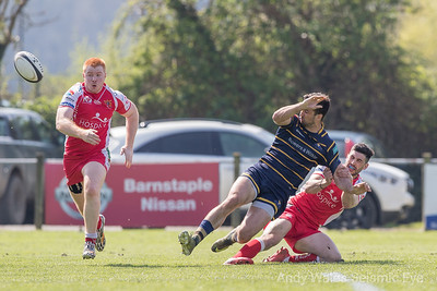 Barnstaple v Raiders 210418-1470