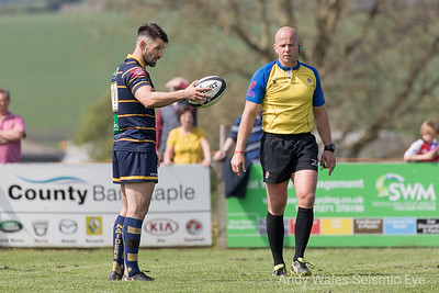 Barnstaple v Raiders 210418-1058