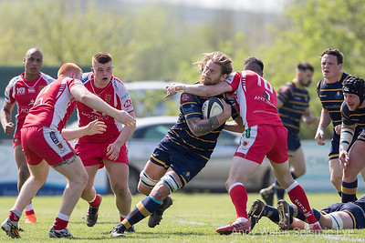 Barnstaple v Raiders 210418-1547
