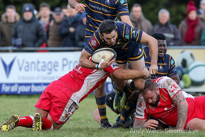 Raiders v Barnstaple 161217-9612