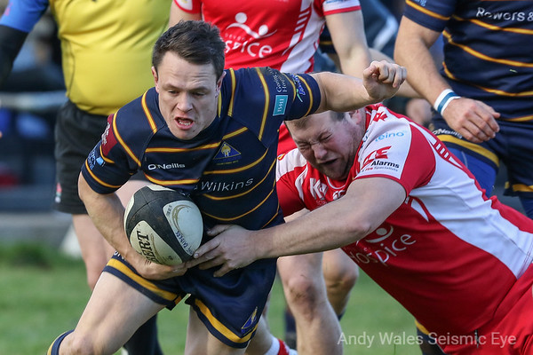 Raiders v Barnstaple 161217-9528