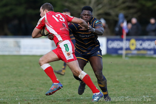 Raiders v Barnstaple 161217-9673