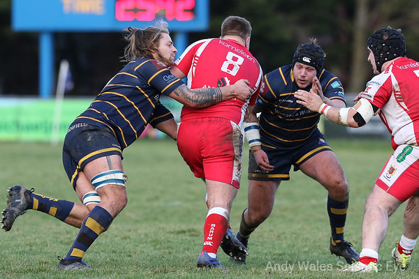 Raiders v Barnstaple 161217-9545