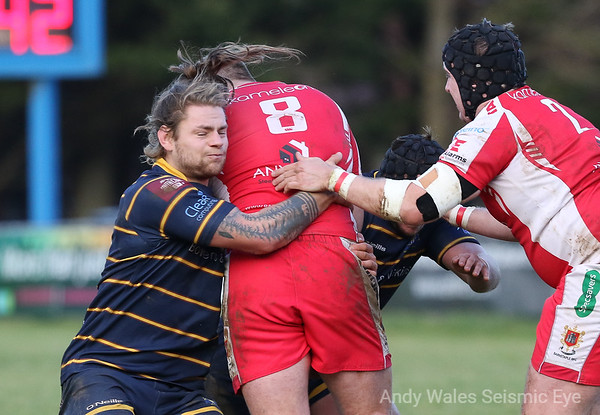 Raiders v Barnstaple 161217-9548