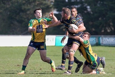 Worthing Raiders v Henley 140418-0711