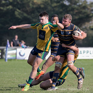 Worthing Raiders v Henley 140418-0713