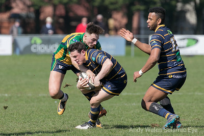Worthing Raiders v Henley 140418-0362