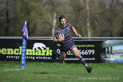 Worthing Raiders v Henley 140418-0302
