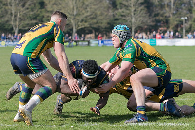 Worthing Raiders v Henley 140418-0459