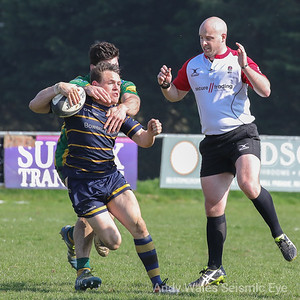 Worthing Raiders v Henley 140418-0558