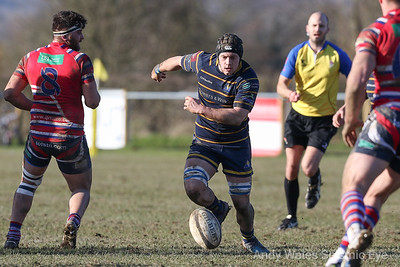 Tonbridge v Raiders 170218-0152