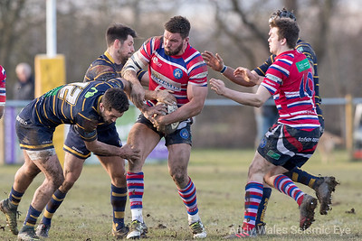 Tonbridge v Raiders 170218-0352