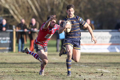 Tonbridge v Raiders 170218-0453