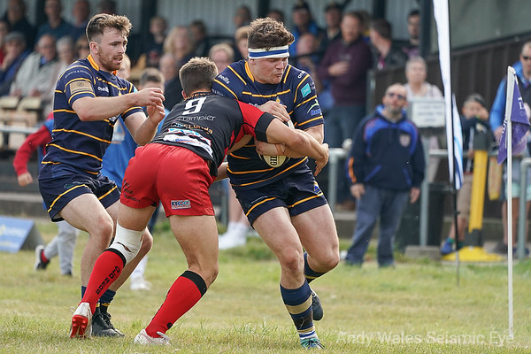Raiders v Old Reds 2019-02784