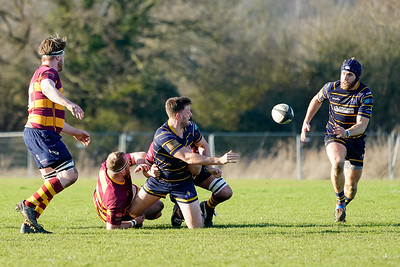 Westcliff v Worthing Raiders-2307
