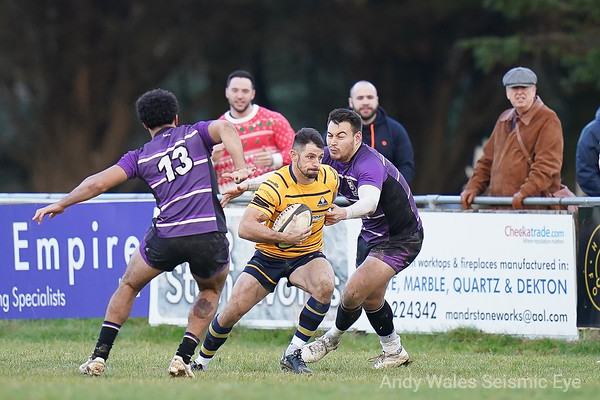 Leicester Lions v Raiders-02032
