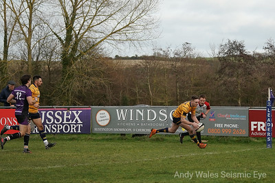 Leicester Lions v Raiders-09052
