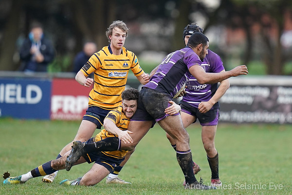 Leicester Lions v Raiders-02010